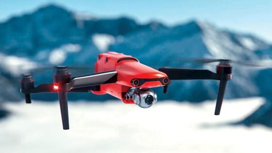 Công nghệ drone cực chất ảnh 1