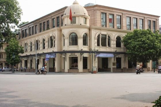 Sở Giao dịch Chứng khoán Hà Nội vừa huy động thành công 4.400 tỷ đồng trái phiếu chính phủ. (Ảnh minh họa: KT)