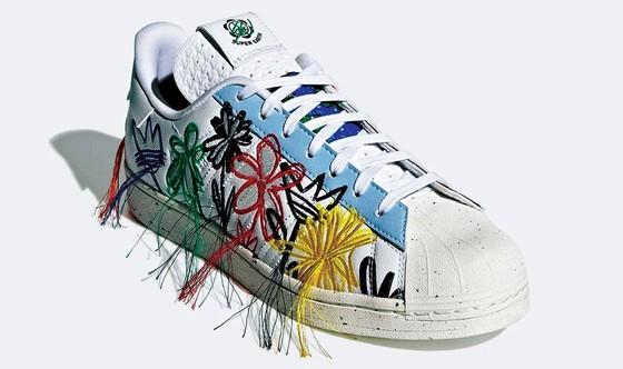 Sneaker rực rỡ cho nàng ảnh 3