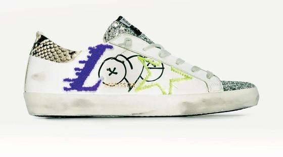 Sneaker rực rỡ cho nàng ảnh 7