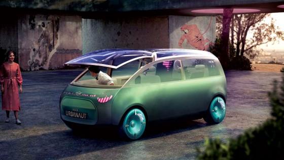 Những mẫu xe điện ấn tượng nhất ảnh 1