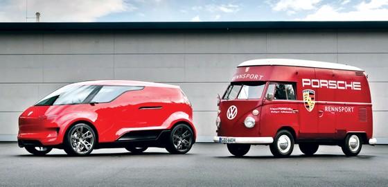 Những mẫu xe điện ấn tượng nhất ảnh 2