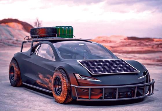 Những mẫu xe điện ấn tượng nhất ảnh 3