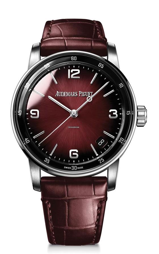 Đồng hồ sắc đỏ ảnh 7