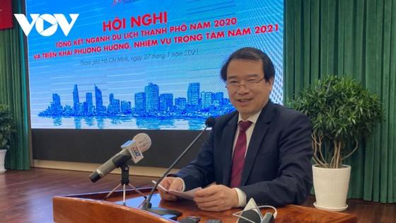 Doanh thu ngành du lịch TPHCM giảm hơn 55.000 tỷ đồng ảnh 1