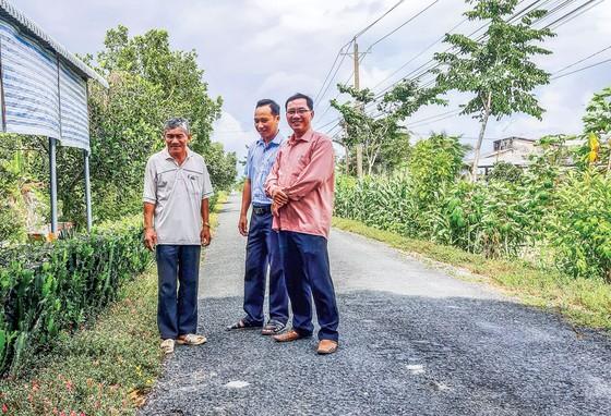 Vĩnh Thuận - Kiên Giang: Điểm sáng nông thôn mới ảnh 1