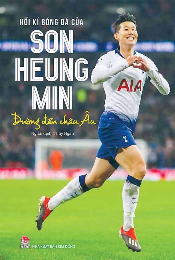 Son Heung-min và  con đường đến châu Âu ảnh 1