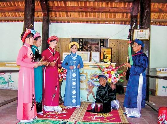 Ngôi làng ngàn năm giao thoa Chăm-Việt ảnh 1