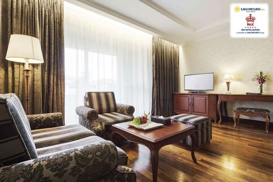 Khách sạn Rex Sài Gòn giảm giá ưu đãi nhiều dịch vụ ảnh 5