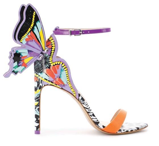Những mẫu giày khiến phái đẹp mê đắm ảnh 1