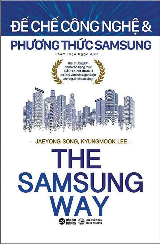 The Samsung way: Con đường vươn lên đứng đầu ảnh 1