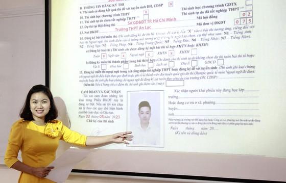 Những lưu ý đặc biệt khi đăng ký thi tốt nghiệp THPT và xét tuyển ĐH, CĐ năm 2021 ảnh 1