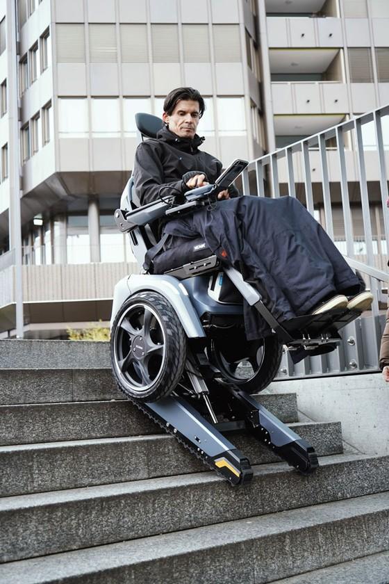 Công nghệ hỗ trợ người khuyết tật ảnh 1