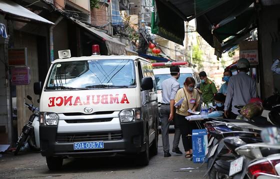 Chùm ca nhiễm ở quận 3: Người con đi chơi Đà Nẵng về lây COVID-19 cho mẹ ảnh 1