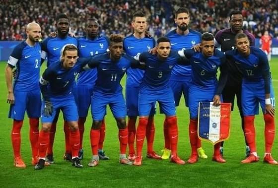 Đội tuyển Pháp củas Deschamps sẽ không có nhiều thay đổi.