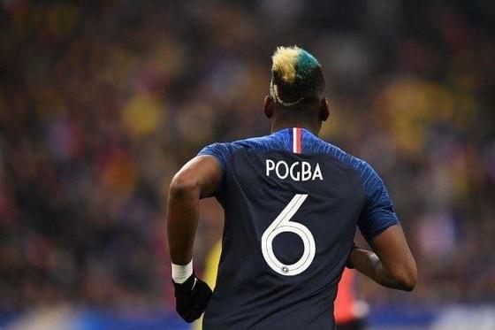 Paul Pogba được HLV Deschamps chốt vị trí chính thức ở trận gặp Australia.