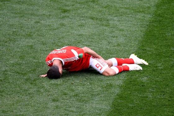 TRỰC TIẾP WORLD CUP 2018: Tuyển Nga thắng đậm 5-0 ảnh 3