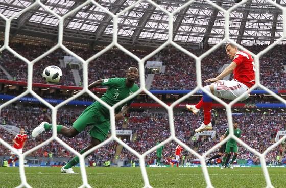 TRỰC TIẾP WORLD CUP 2018: Tuyển Nga thắng đậm 5-0 ảnh 7
