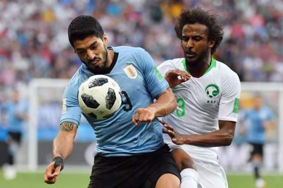 Trực tiếp: Uruguay - Saudi Arabia: Luis Suarez ghi điểm ảnh 1