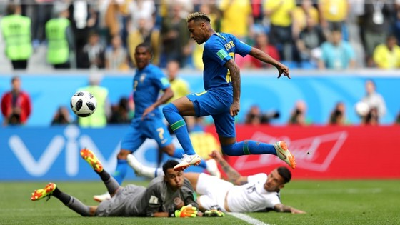 Trực tiếp: Brazil - Costa Rica 0-0,  trước giờ xung trận ảnh 10