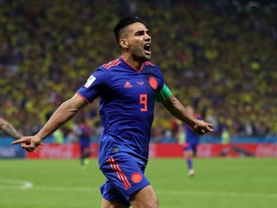 Falcao hoàn thành giấc mơ ghi bàn ơp3 World Cup.
