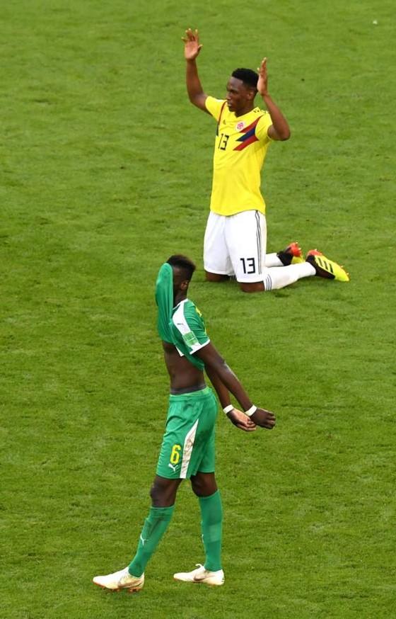 Senegal - Colombia 0-0, Màn tra tấn thể lực của Senegal ảnh 5