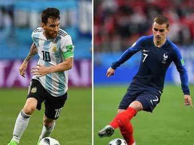 Pháp - Argentina: Griezmann so tài với Messi (Dự đoán chuyên gia)