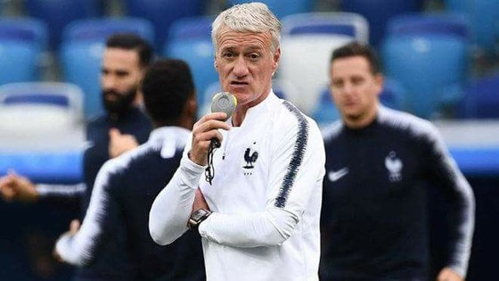 HLV Didier Deschamps.