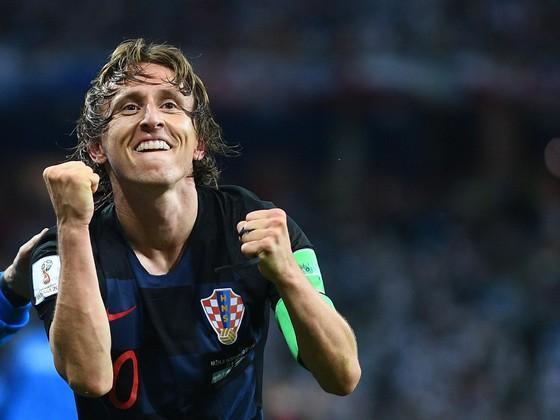 Modric là thủ lĩnh, là ngôi sao sáng của Croatia