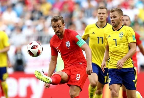 Thủ quqân Harry Kane cvủa tuyển Anh
