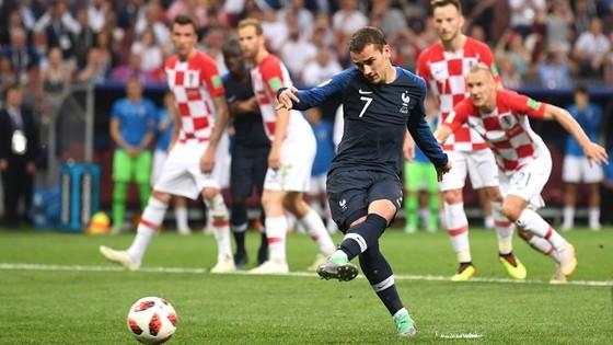 Pháp - Croatia 0-0: Cuộc chiến rất cân bằng ảnh 8