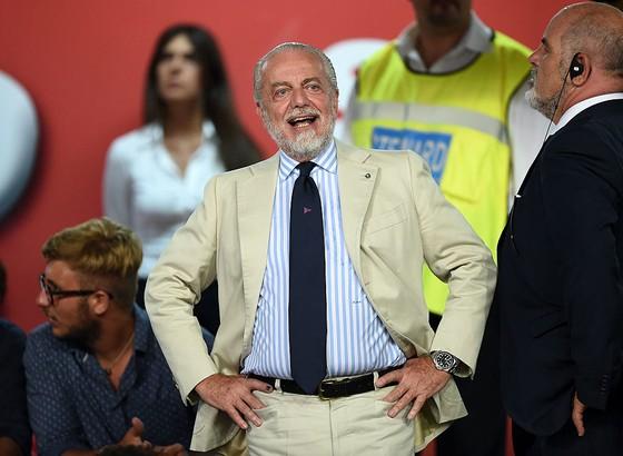 De Laurentiis: HLV Chelsea muốn hủy diệt Napoli của tôi! ảnh 1