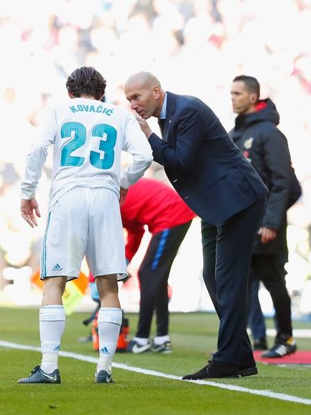 Không có chỗ cho Mateo Kovacic ở Real Madrid ảnh 1