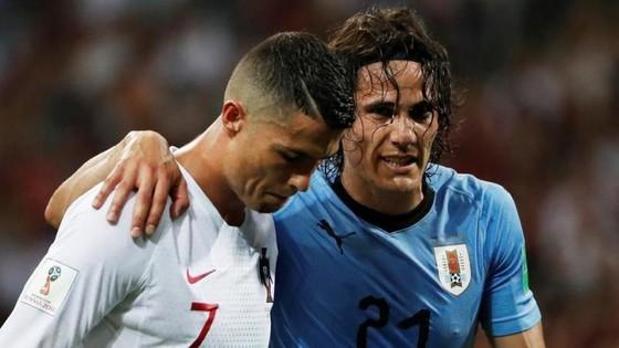 Real Madrid muốn đưa Cavani về thế chỗ Ronaldo ảnh 1