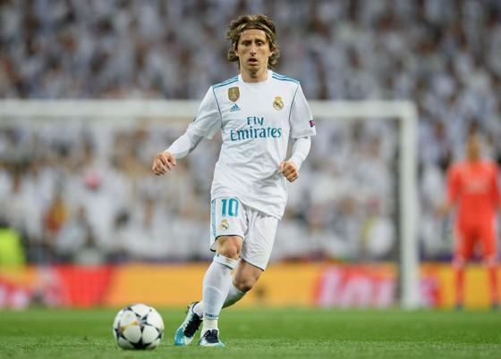 Luka Modric đang chơi ở đẳng cấp thế giới.