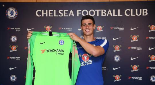 Kepa Arrizabalaga muốn trở thành huyền thoại Chelsea ảnh 1
