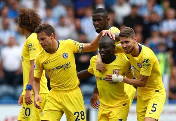 """Chelsea đang """"nhảy Samba"""" dưới thời Sarri"""