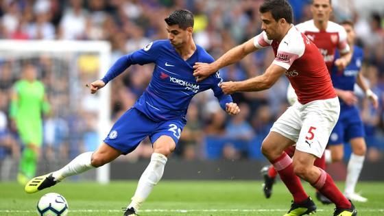 Ghi được bàn cho Chelsea, Morata chỉ trích thầy cũ Conte ảnh 1