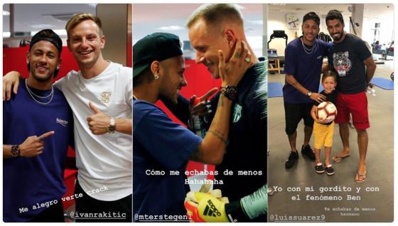 Neymar sợ đối mặt Barca ở Champions League ảnh 1