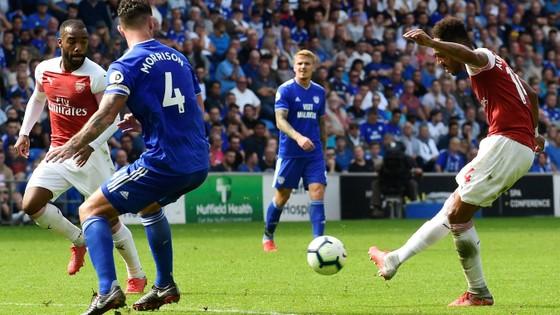 Cardiff City – Arsenal 1-2, Aubameyang mở tài khoản ảnh 4