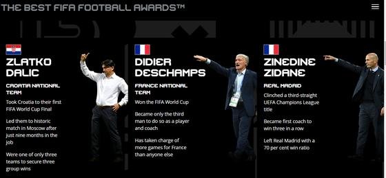 """Ronaldo, Modric và Salah vào """"chung kết"""" giải The Best của FIFA ảnh 2"""