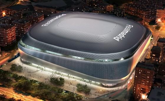 Real Madrid cần 574 triệu Euro để biến Bernabeu thành sân bóng thế kỷ ảnh 1