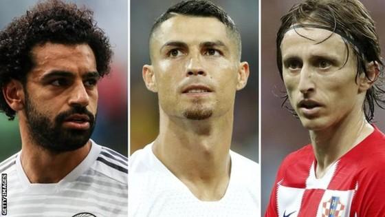 Sergio Ramos sợ Ronaldo cuỗm mất Quả bóng vàng của:Luka Modric  ảnh 1