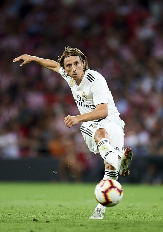 Luka Modric thực sự kiệt sức sau World Cup ảnh 1