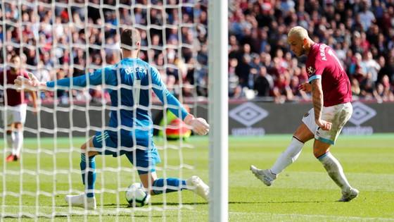 (TRỰC TIẾP) West Ham - Man.United: Quỷ đỏ mất... màu! ảnh 5