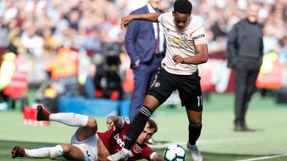 (TRỰC TIẾP) West Ham - Man.United: Quỷ đỏ mất... màu! ảnh 2