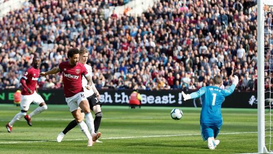 (TRỰC TIẾP) West Ham - Man.United: Quỷ đỏ mất... màu! ảnh 1