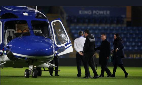 Làng bóng Anh bàng hoàng trước thảm kịch của Chủ tịch Leicester City ảnh 2