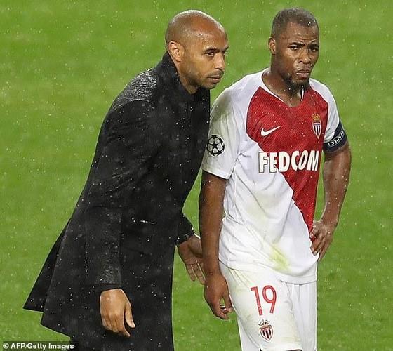 Kỷ lục buồn của Thierry Henry