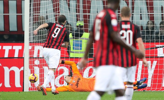 Cơn ác mộng của Higuain khi gặp lại Juventus ảnh 2